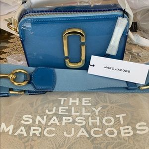 Marc Jacobs The Jelly Snapshot - Blue